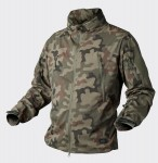 Kurtka TROOPER - Soft Shell - WOODLAND Helikon-Tex