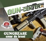 GUNGREASE olej / samr do broni