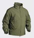 Kurtka GUNFIGHTER - Shark Skin Windblocker - OLIVE GREEN Helikon-Tex