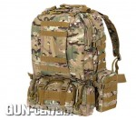 Plecak 3-DAY ASSAULT PACK 36 litrów [ACM] MULTICAMO