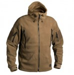 BLUZA POLAR Patriot Heavy Fleece Jacket Coyote Helikon-Tex