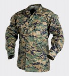 Bluza USMC - PolyCotton Twill - USMC Digital Woodland- Helikon-Tex