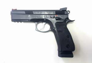 Pistolet CZ 75 SP-01 SHADOW kal. 9x19mm