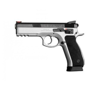 Pistolet CZ 75 SP-01 Shadow 9mm Luger DT